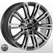 Автомобильный колесный диск R17 5*112 JH-1149 DGMF (Audi) - W7.5 Et35 D66.6