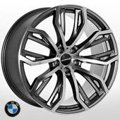 Автомобильный колесный диск R20 5*120 JH-1166 DGMF (BMW) - W10.0 Et40 D74.1