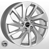 Автомобильный колесный диск R18 5*114,3 JH-1235 S (Nissan, Renault) - W7.5 Et45 D66.1