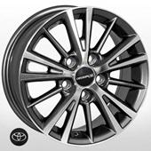 Автомобильный колесный диск R15 5*114,3 JH-1248 GMF - W6.0 Et36 D60.1