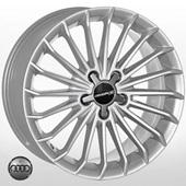 Автомобильный колесный диск R17 5*112 JH-1267 S (Audi) - W7.5 Et45 D66.6