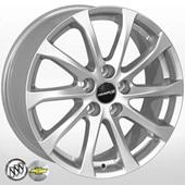 Автомобильный колесный диск R17 5*115 JH-1282 S - W7.0 Et43 D70.1