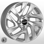 Автомобильный колесный диск R17 5*114,3 JH-1284 S (Honda) - W7.0 Et45 D64.1