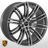 Автомобильный колесный диск R21 5*112 PR-1298 GMF (Porsche) - W10.0 Et19 D66.6