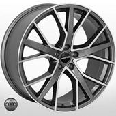 Автомобильный колесный диск R20 5*112 A-1332 DGMF - W9.0 Et42 D66.6