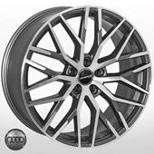 Автомобильный колесный диск R21 5*112 A-1349 DGMF - W9.5 Et35 D66.6