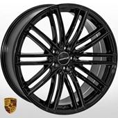Автомобильный колесный диск R21 5*112 JH-1381 BLACK (Porsche) - W9.5 Et27 D66.6