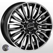 Автомобильный колесный диск R17 5*112 JH-30255 BP (Mercedes) - W7.5 Et48 D66.6