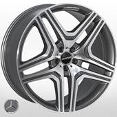 Автомобильный колесный диск R22 5*112 JH-5346 GMF (Mercedes) - W10.0 Et48 D66.6