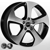 Автомобильный колесный диск R17 5*112 JH-5459 BMF - W7.5 Et42 D57.1