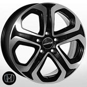 Автомобильный колесный диск R17 5*114,3 H-5537 BMF (Honda) - W7.0 Et55 D64.1