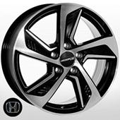 Автомобильный колесный диск R17 5*114,3 JH-5540 BMF (Honda) - W7.0 Et55 D64.1