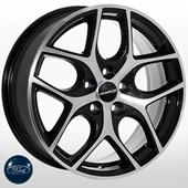 Автомобильный колесный диск R17 5*108 FD-1820 BMF (Ford) - W7.0 Et50 D63.4