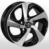 Автомобильный колесный диск R15 5*114,3 JH-5630 BMF - W6.0 Et39 D60.1