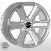 Автомобильный колесный диск R17 5*114,3 JH-6115 S (Toyota, Lexus) - W7.5 Et35 D60.1