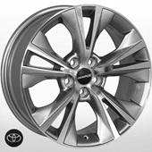Автомобильный колесный диск R18 5*114,3 TY-681 GMF (Toyota) - W7.5 Et30 D60.1