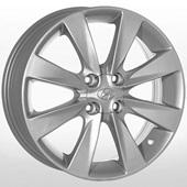 Автомобильный колесный диск R16 4*100 JH-8084 S - W6.0 Et52 D54.1