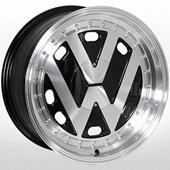 Автомобильный колесный диск R15 5*112 VW-009 BMF (Volkswagen) - W6.5 Et30 D57.1