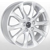 Автомобильный колесный диск R18 5*114,3 MZ-1311 S (Mazda) - W7.0 Et50 D67.1
