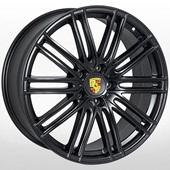 Автомобильный колесный диск R21 5*130 PR-1350 MattBLACK (Porsche) - W9.5 Et50 D71.6