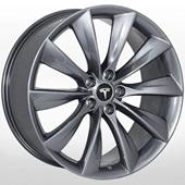 Автомобильный колесный диск R21 5*120 TES-1356 CRC (Tesla) - W8.5 Et40 D64.1
