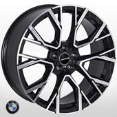 Автомобильный колесный диск R22 5*112 B-1395 BP (BMW) - W9.5 Et32 D66.6