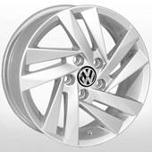 Автомобильный колесный диск R14 5*100 VW-5668 S (Volkswagen) - W5.5 Et38 D57.1