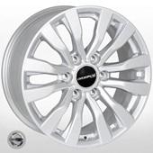 Автомобильный колесный диск R18 6*139,7 CM2037 S (Nissan) - W8.0 Et40 D77.8