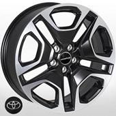 Автомобильный колесный диск R19 5*114,3 TY-841 MBMF (Toyota) - W7.5 Et40 D60.1