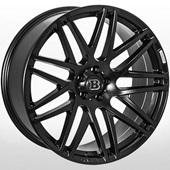 Автомобильный колесный диск R22 5*112 JH-QC1157 MattBLACK (Mercedes) - W10.0 Et35 D66.6