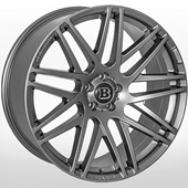 Автомобильный колесный диск R22 5*130 JH-QC1157 MattGREY - W10.0 Et30 D84.1