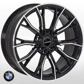 Автомобильный колесный диск R19 5*120 R4133 GBMS (BMW) - W8.5 Et35 D72.6