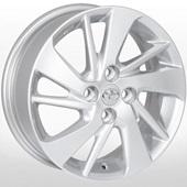 Автомобильный колесный диск R15 4*100 TY-7701 S (Toyota) - W5.5 Et45 D54.1