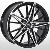 Автомобильный колесный диск R18 5*112 JH-XW014 BP - W8.0 Et35 D66.6