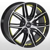 Автомобильный колесный диск R18 5*114,3 JH-XW025 BP - W8.0 Et35 D73.1