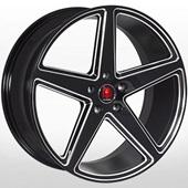 Автомобильный колесный диск R20 5*114,3 JH-XW034 BLACK - W8.5 Et35 D72.6