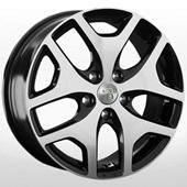 Автомобильный колесный диск R17 5*114,3 KI187 BKF (Kia, Hyundai) - W7.0 Et48 D67.1