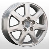 Автомобильный колесный диск R16 5*114,3 KI19 S (Kia) - W6.5 Et51 D67.1