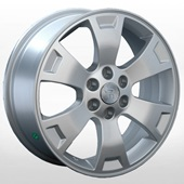 Автомобильный колесный диск R17 6*114,3 Ki24 S (Kia, Hyundai) - W7.0 Et39 D67.1