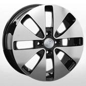 Автомобильный колесный диск R15 4*100 KI52 BKF (Kia, Hyundai) - W6.0 Et46 D54.1