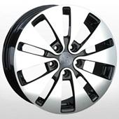 Автомобильный колесный диск R16 5*114,3 KI65 BKF (Kia, Hyundai) - W6.5 Et31 D67.1