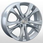 Автомобильный колесный диск R16 5*114,3 KI72 S (Kia, Hyundai) - W6.5 Et41 D67.1