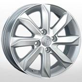 Автомобильный колесный диск R15 4*100 KI86 S (Kia, Hyundai) - W6.0 Et48 D54.1