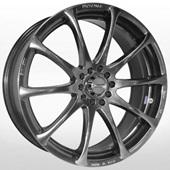 Автомобильный колесный диск R17 5*108 / 5*114,3 KR205 HPB - W7 Et42 D73.1
