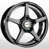Автомобильный колесный диск R17 5*114,3 KR210 CBBL - W7 Et45 D73.1