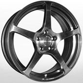 Автомобильный колесный диск R17 5*114,3 KR210 HPB - W7 Et45 D73.1