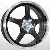 Автомобильный колесный диск R18 5*114,3 KR315 CBBL - W7.5 Et42 D73.1
