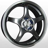 Автомобильный колесный диск R18 5*114,3 KR315 HPB - W7.5 Et42 D73.1