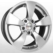 Автомобильный колесный диск R17 5*114,3 KR356 HP - W7.5 Et35 D73.1