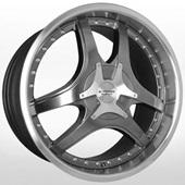 Автомобильный колесный диск R18 5*114,3 / 5*120 KR505 HPBL - W8 Et38 D72.6